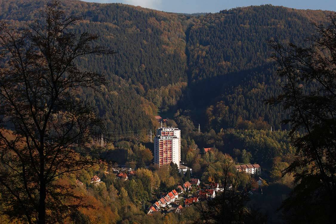 Harz Hotel Panoramic