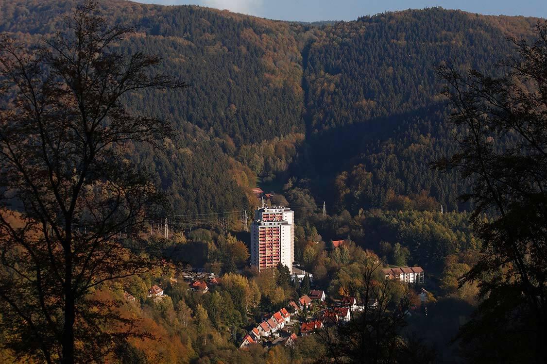Harz Hotel Panoramic