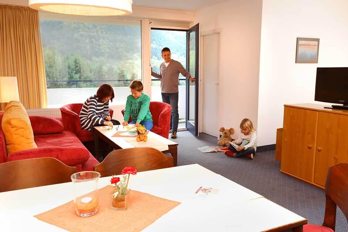 Ferienwohnung Harz Comfort Apartment Typ B