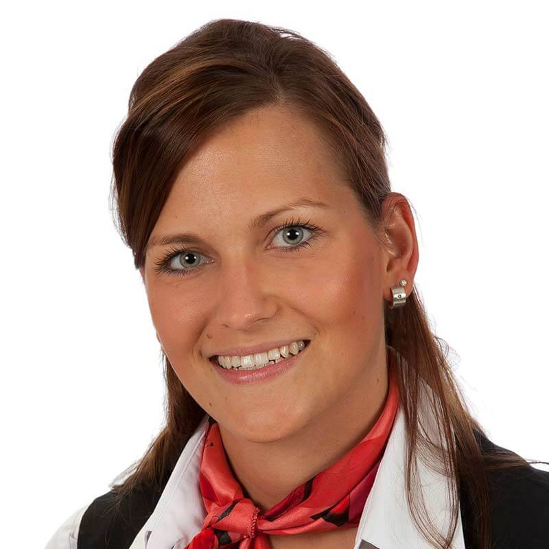 Janine Holzigel - Direktionsassistentin Panoramic Hotel