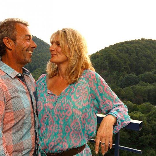 Urlaub im Harz genießen mit toller Aussicht vom großen Balkon