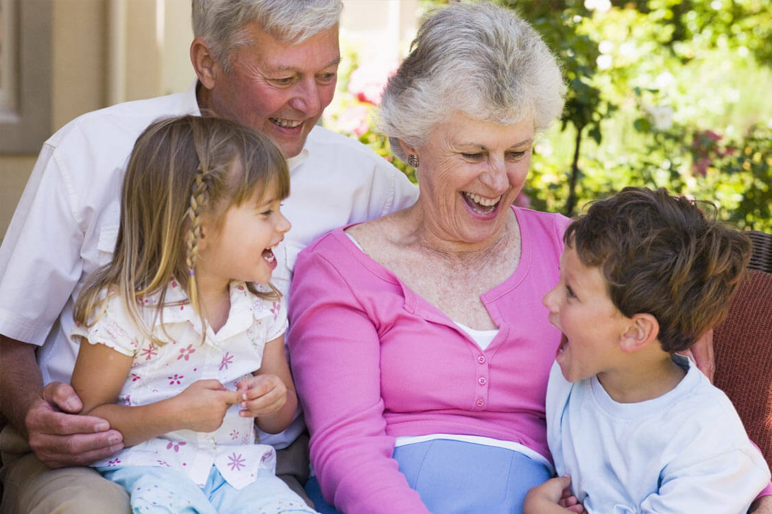 Harzurlaub mit Oma und Opa