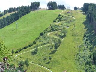 Gratis Spaß auf der Sommerrodelbahn Sankt Andreasberg