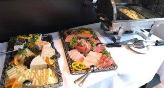 Harz Sonntagsbrunch im Restaurant Glück auf in Bad Lauterberg