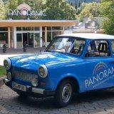 Trabbi selber fahren: Trabant-Touren im Harz buchen
