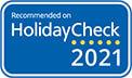 Holiday Check Empfehlung 2021